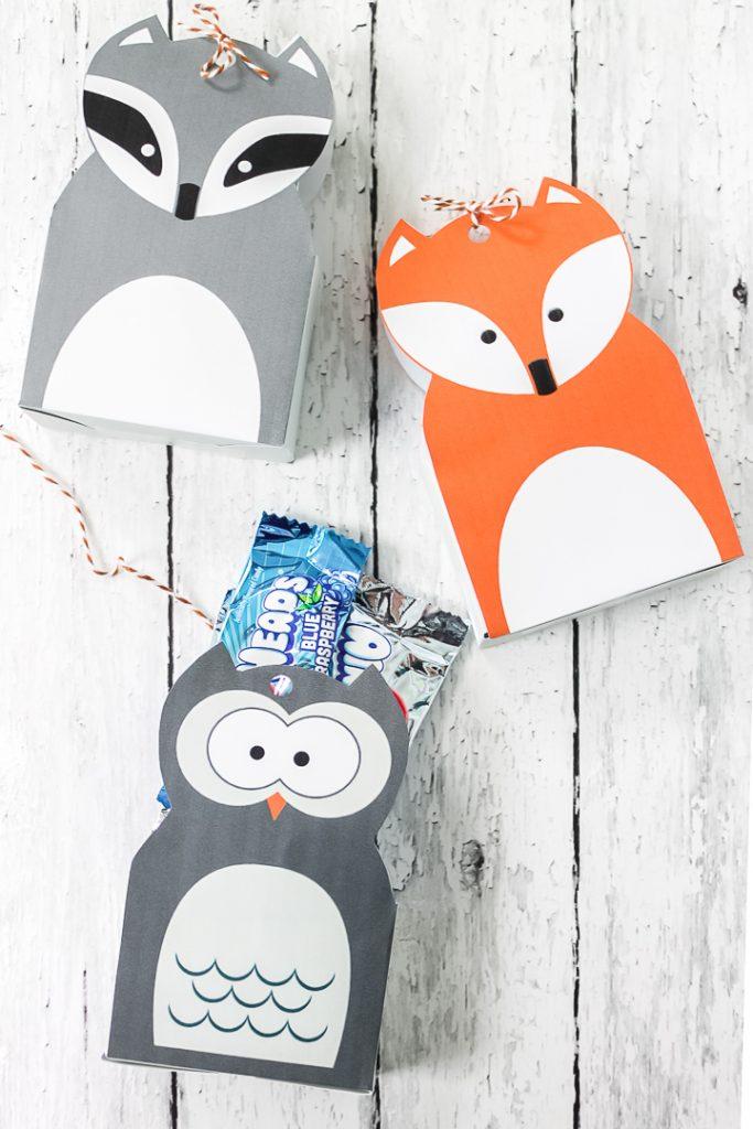 printable gift bags