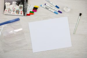 using sublimation markers