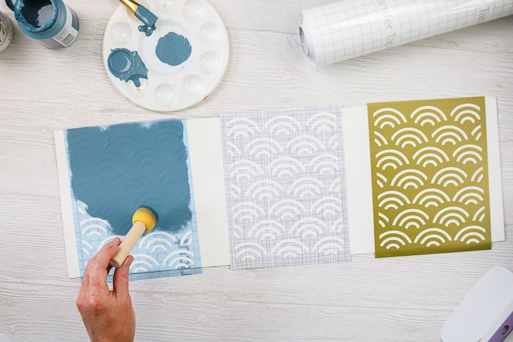 tips for stenciling