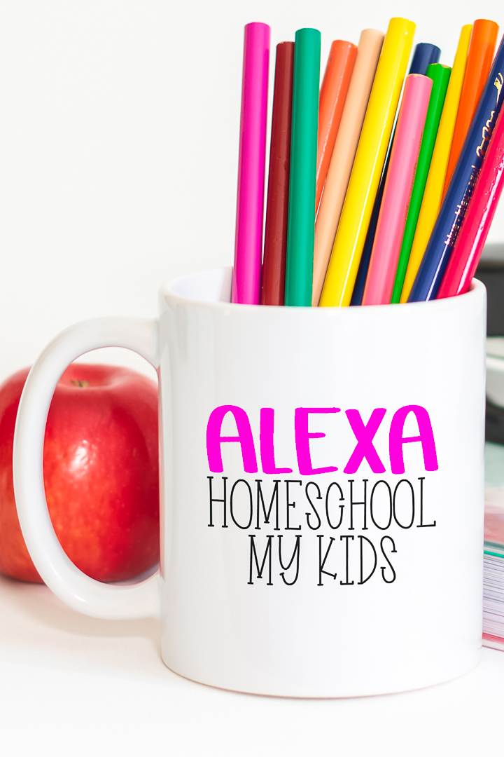 homeschool svg
