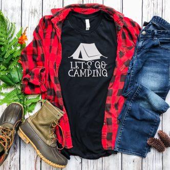let's go camping svg file