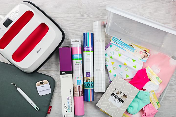 supplies to make dollar store crafts