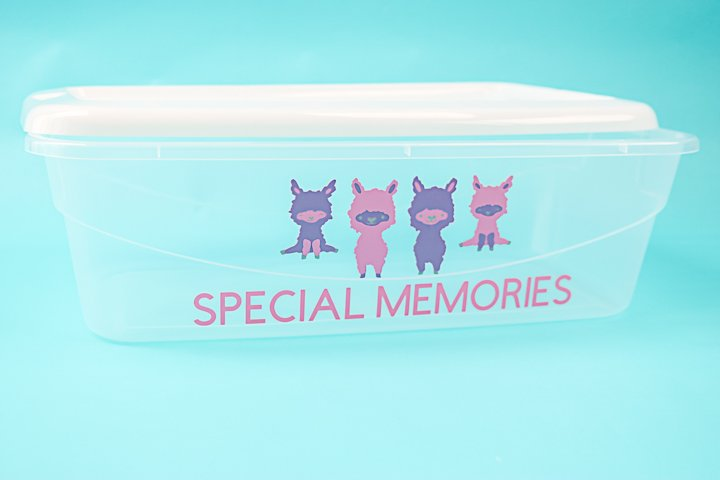 special memories box for baby