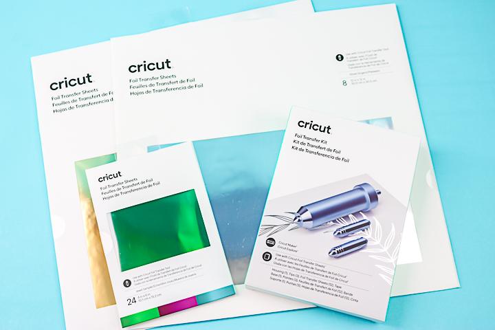 cricut foil tool