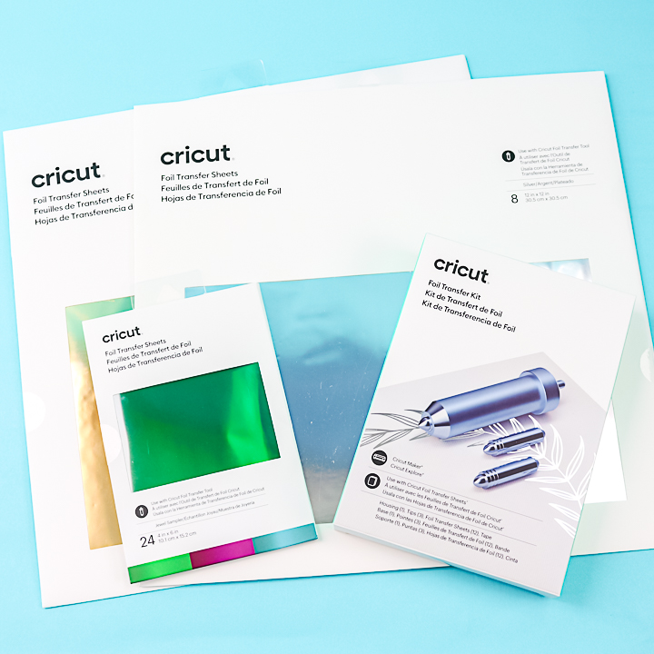 foiling tool for cricut machine