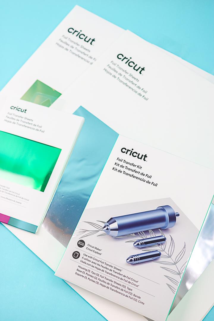 cricut foil transfer tool