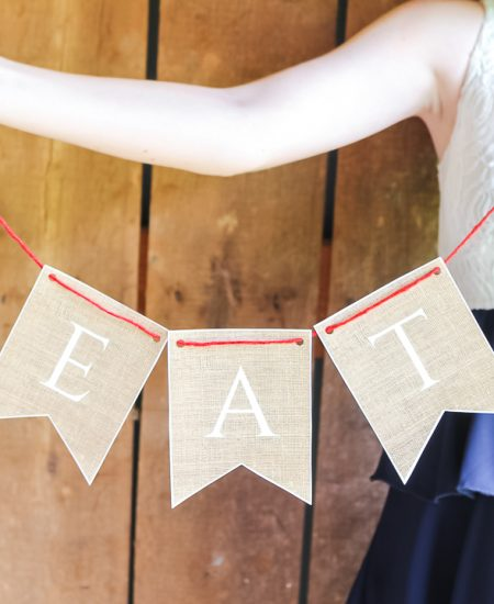 printable party banner