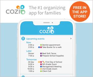 cozi organization app