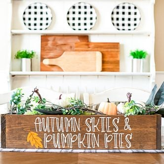 autumn skies and pumpkin pies svg