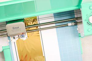 cricut foil transfer system