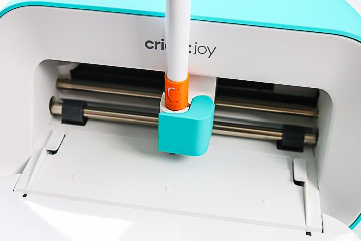 scoring stylus in cricut joy