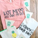 Cricut Screen Print: How to Screen Print with Vinyl