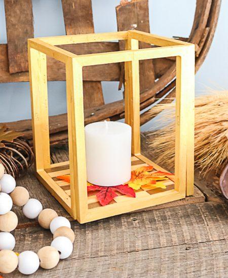 frame lantern
