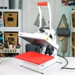How to Use the Siser Heat Press