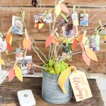 how to make a thankful tree for fall