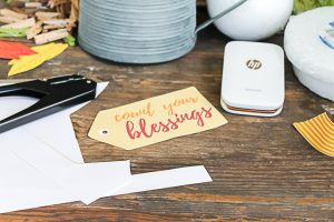 free printable count your blessings tag