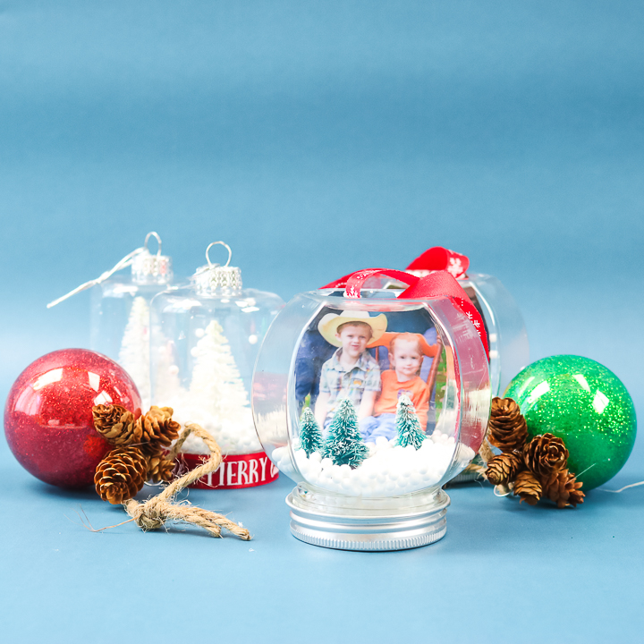 dollar store ornament ideas
