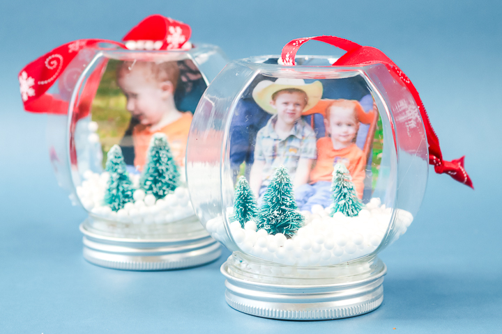 easy diy photo ornament
