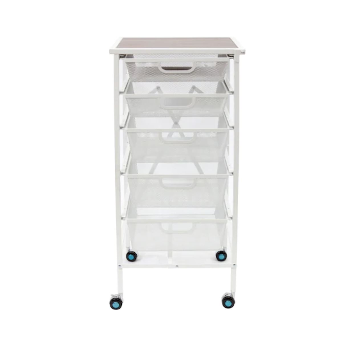 drawer storage cart