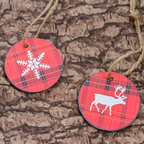 free printable holiday ornaments