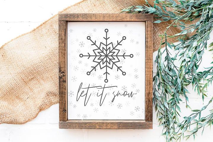 printable art for winter