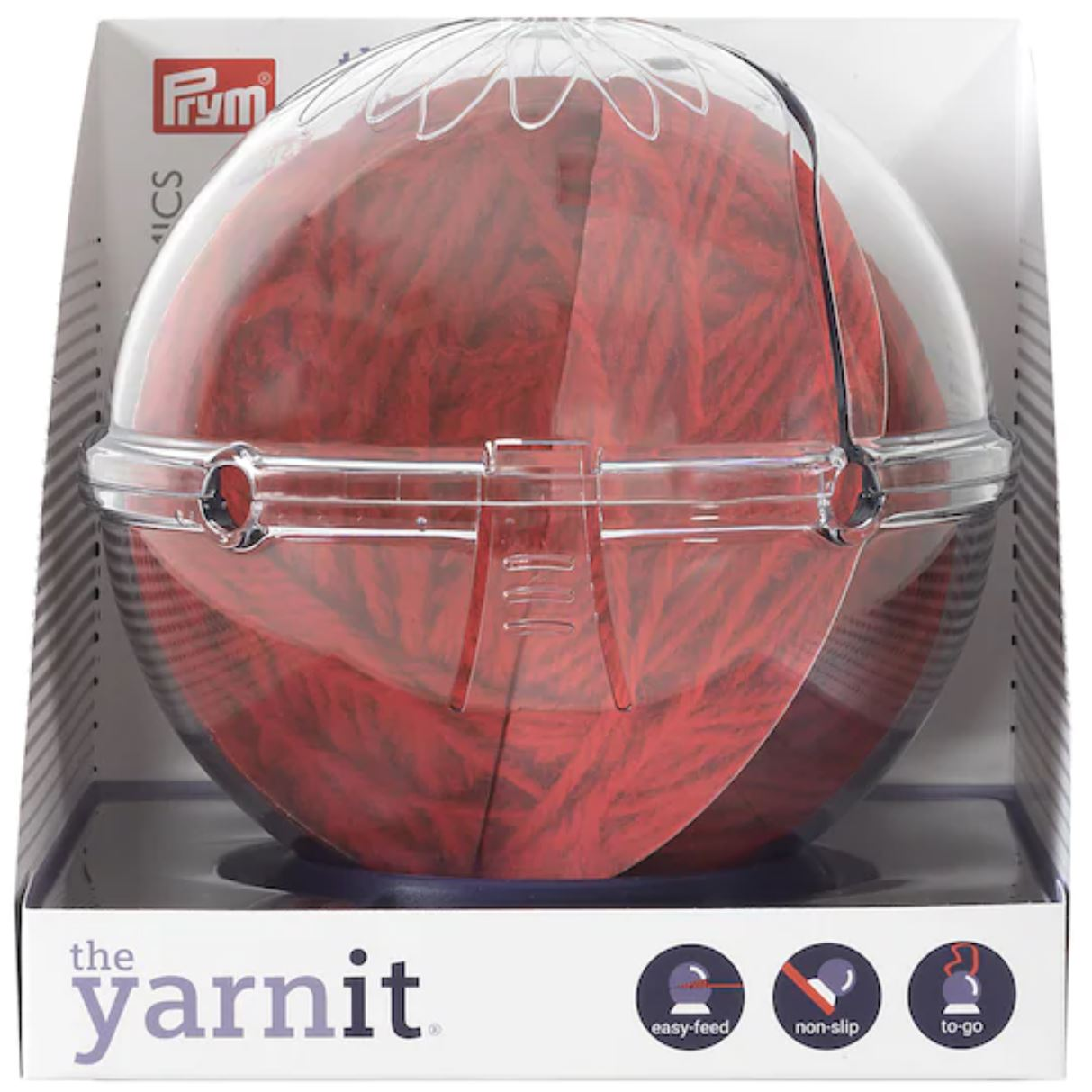 yarn dispenser globe