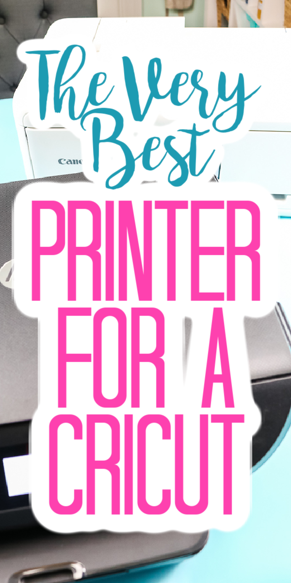 What is the best printer for a Cricut? We are comparing a few different printers to give you an idea of which works best!