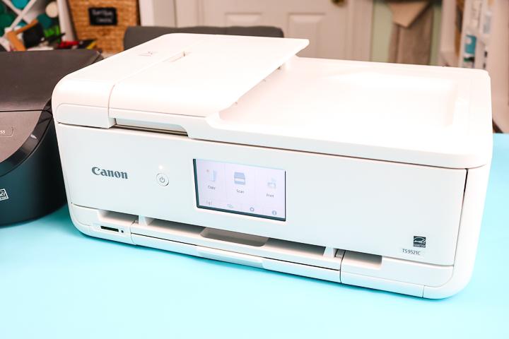 canon pixma crafter's printer