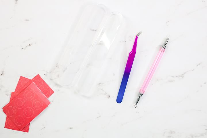 weeding pen and tweezer set