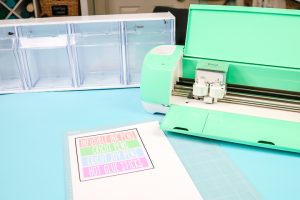 print then cut labels on a cricut
