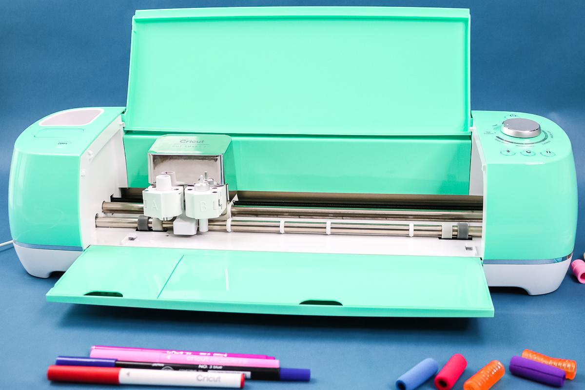 cricut maker and cricut explore pen hack