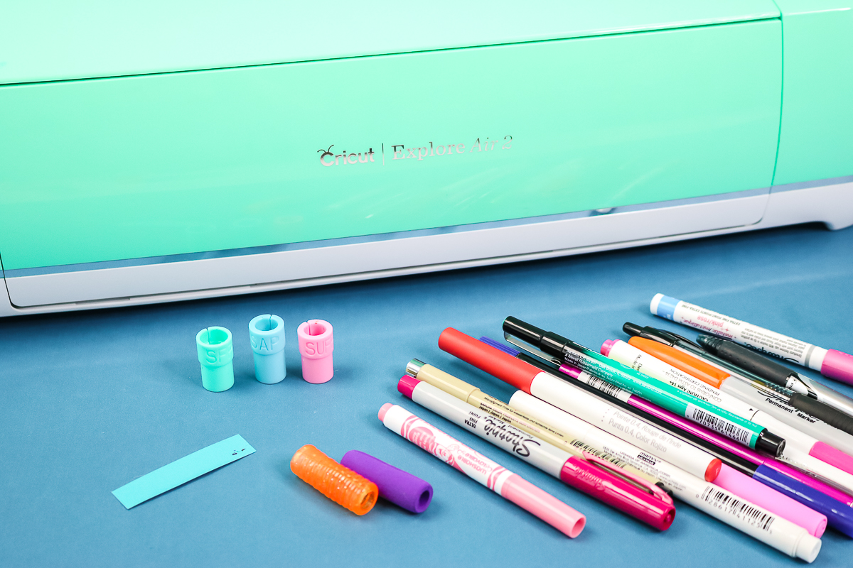 pens you can use in cricut explore