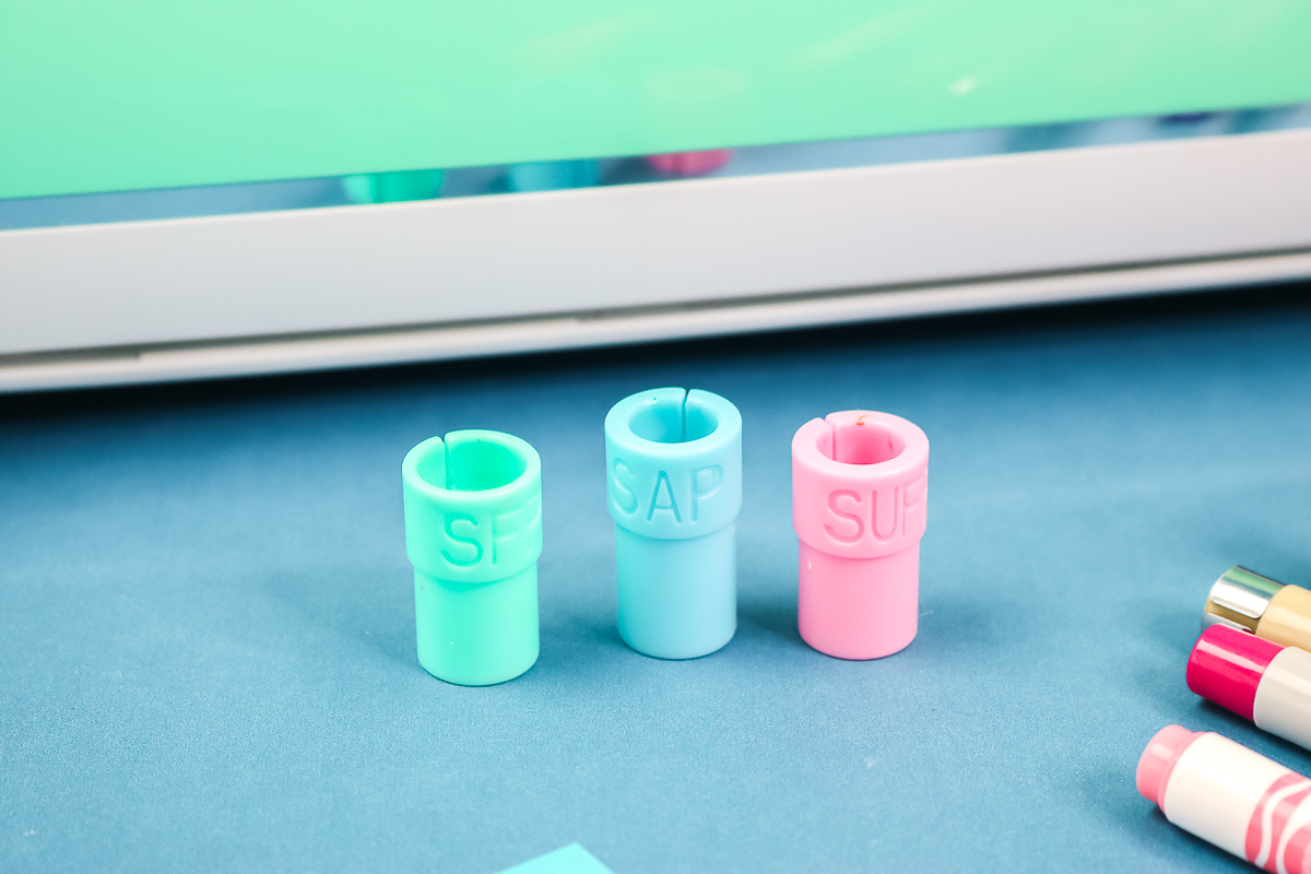 adapters for pens for a cricut machine