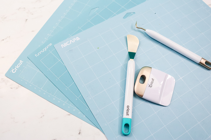 mats to use in your cricut