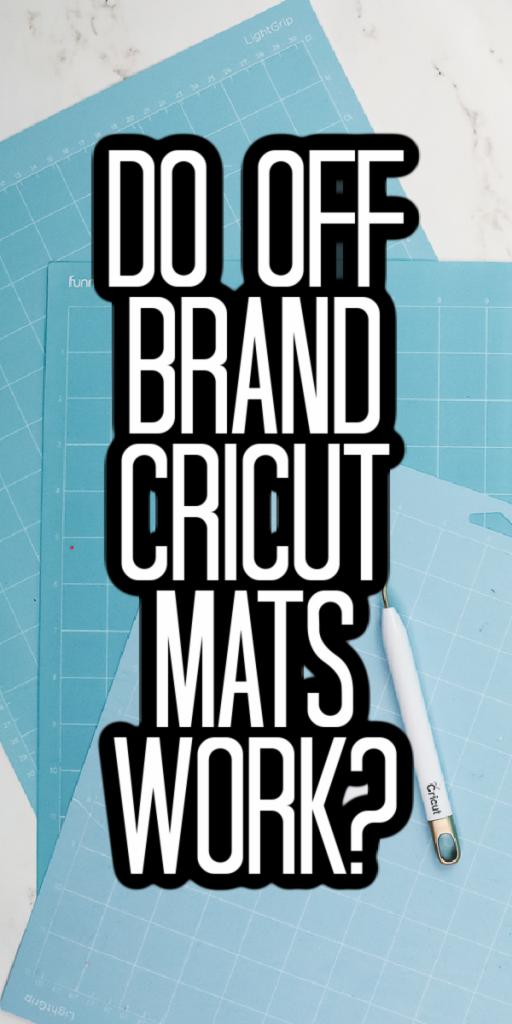 off brand cricut mats review