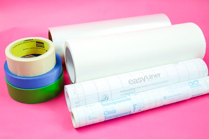 transfer tape alternatives