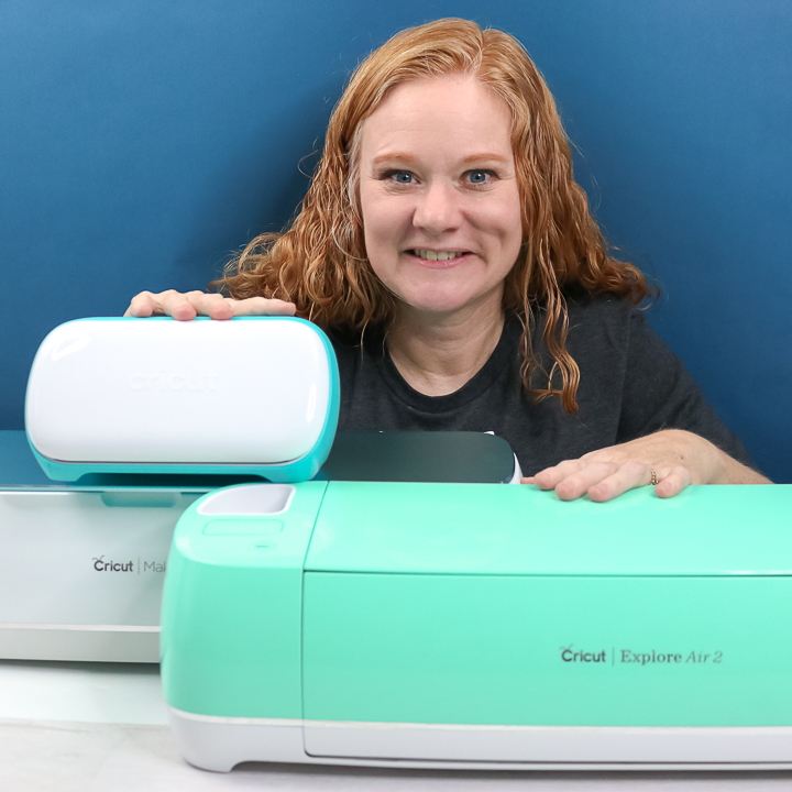 what does a cricut do angie holden cricut blogger with cricut machines