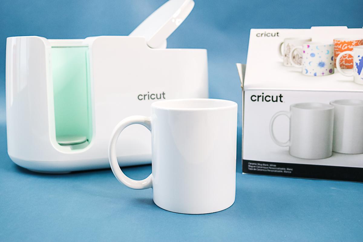cricut brand sublimation mugs