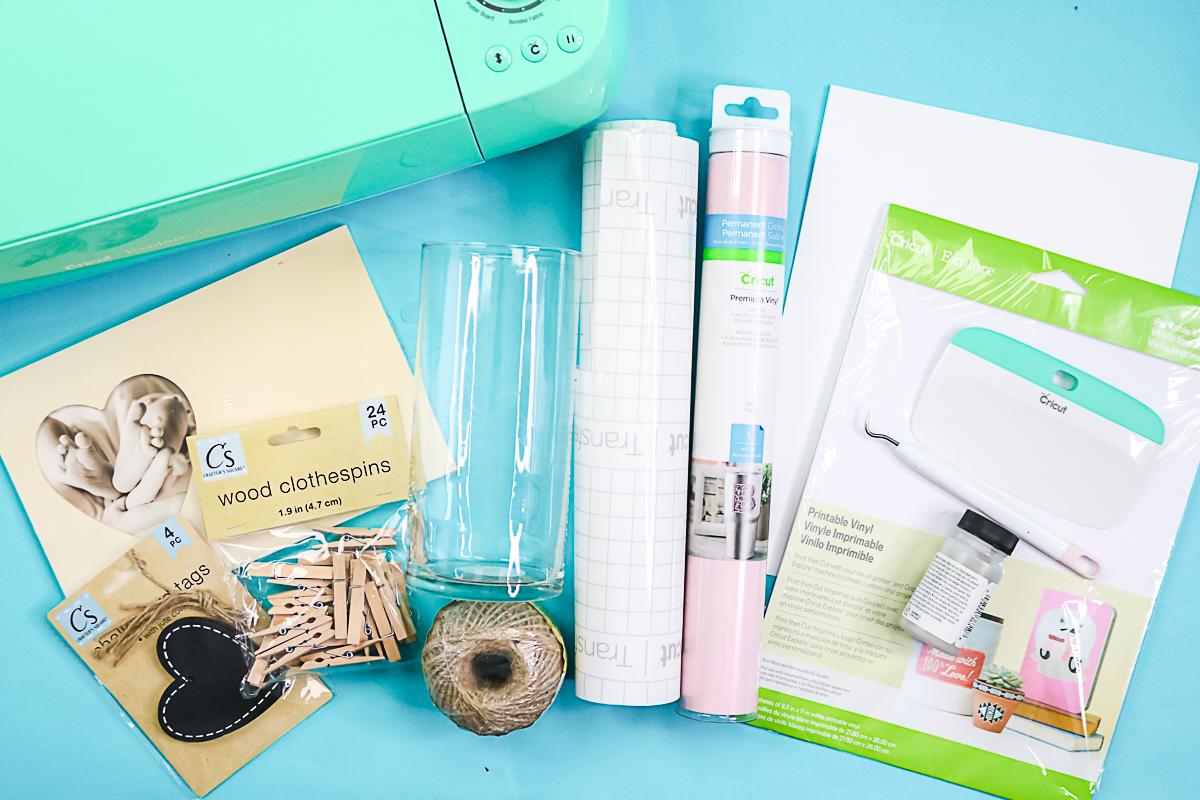 dollar store supplies to make wedding crafts