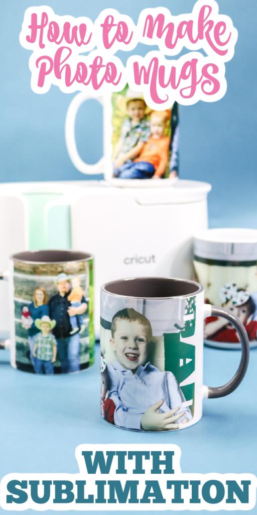 Learn how to make DIY photo mugs