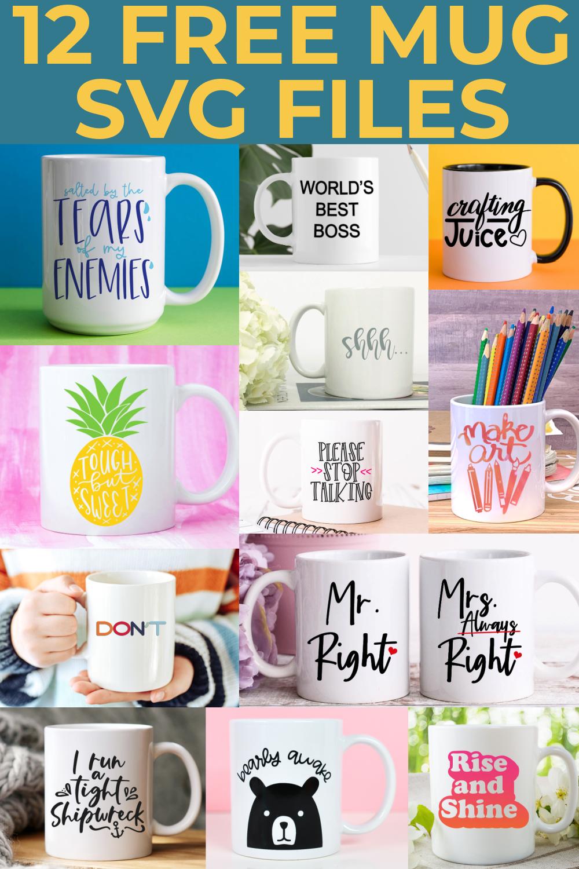 free mug svg files