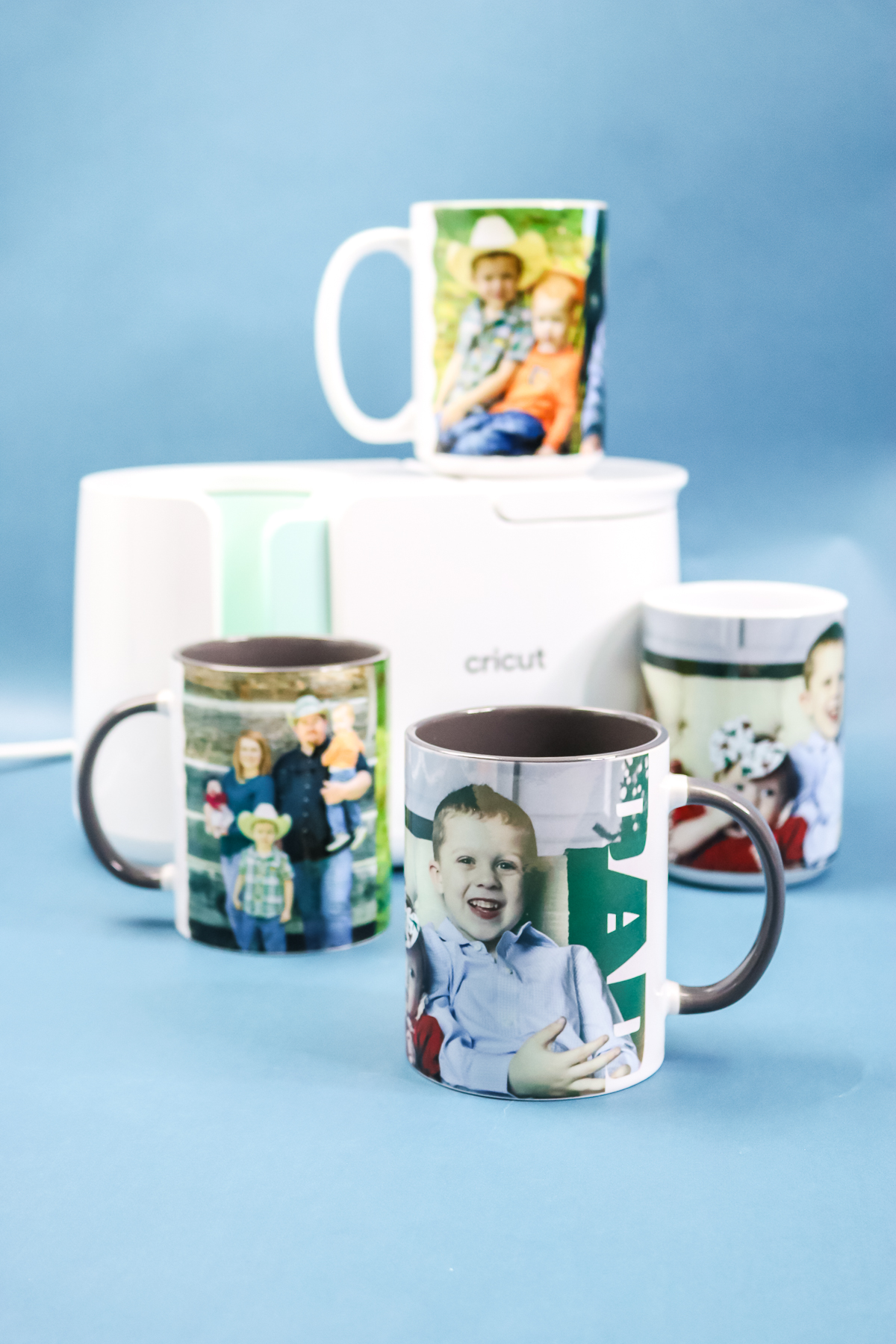 how to put pictures on a coffee mug