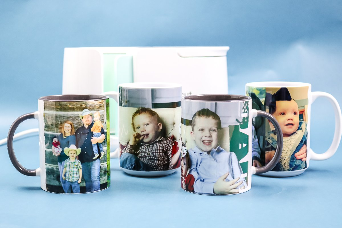 mugs made with sublimation prints