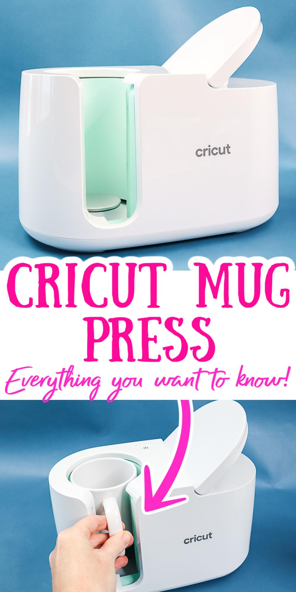 mug press from cricut
