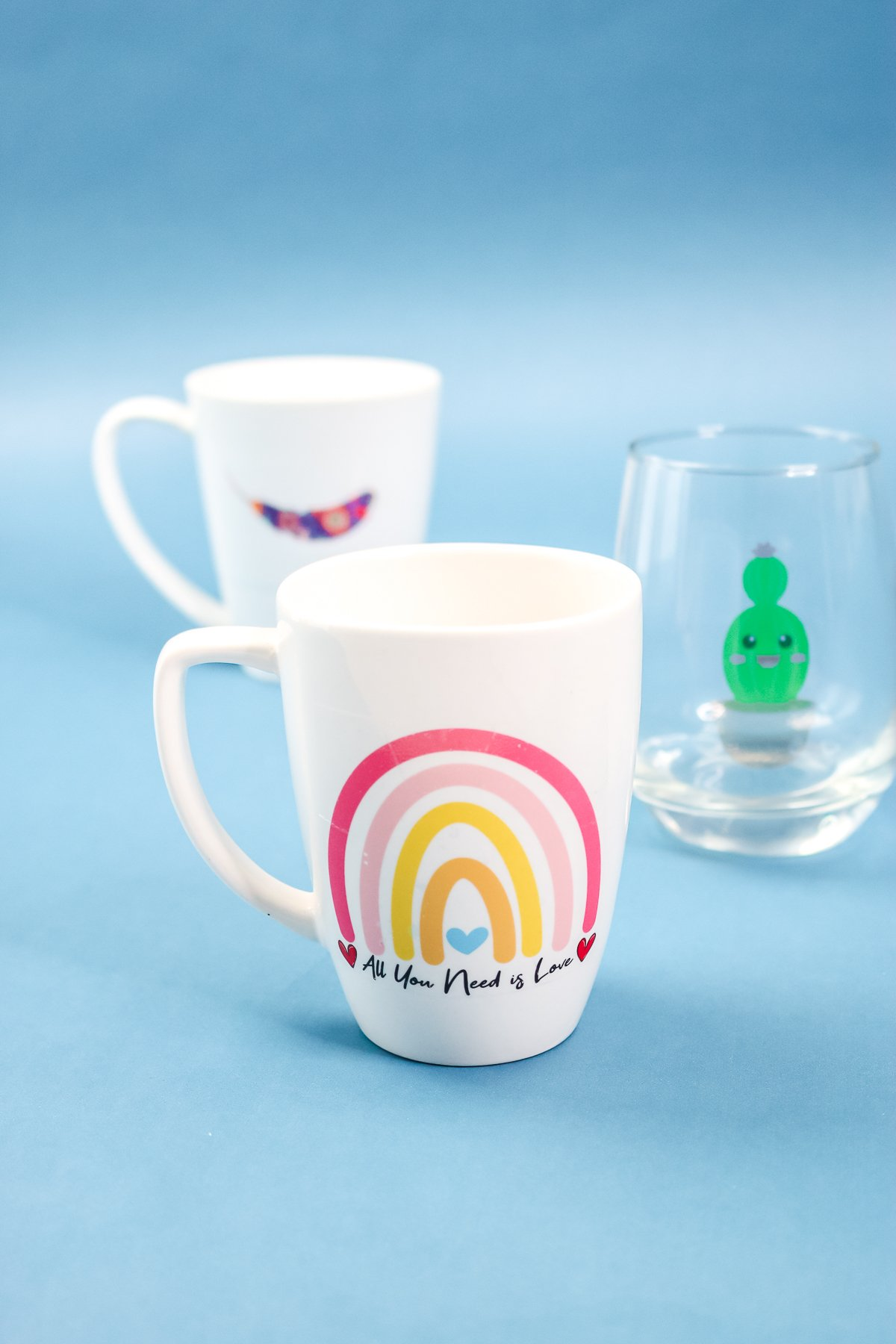 how to put a printed image on a mug