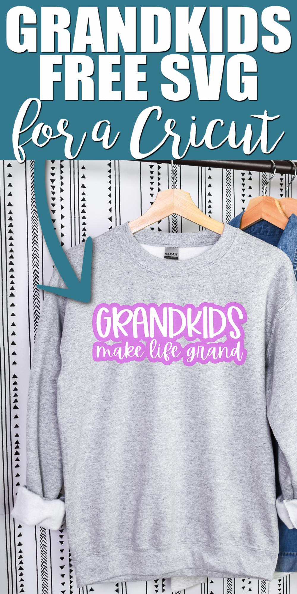 grandkids free svg file