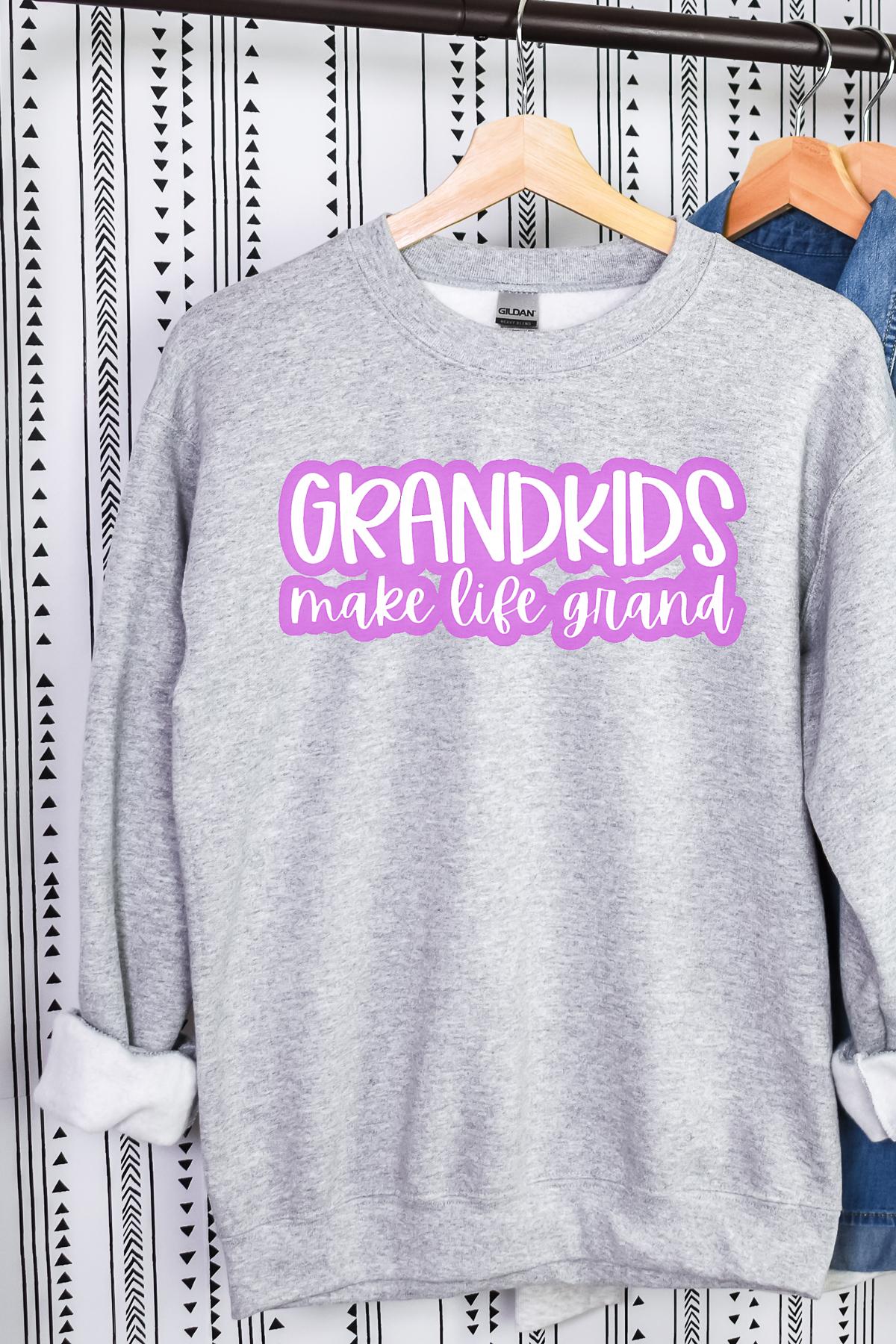 grandparent svg