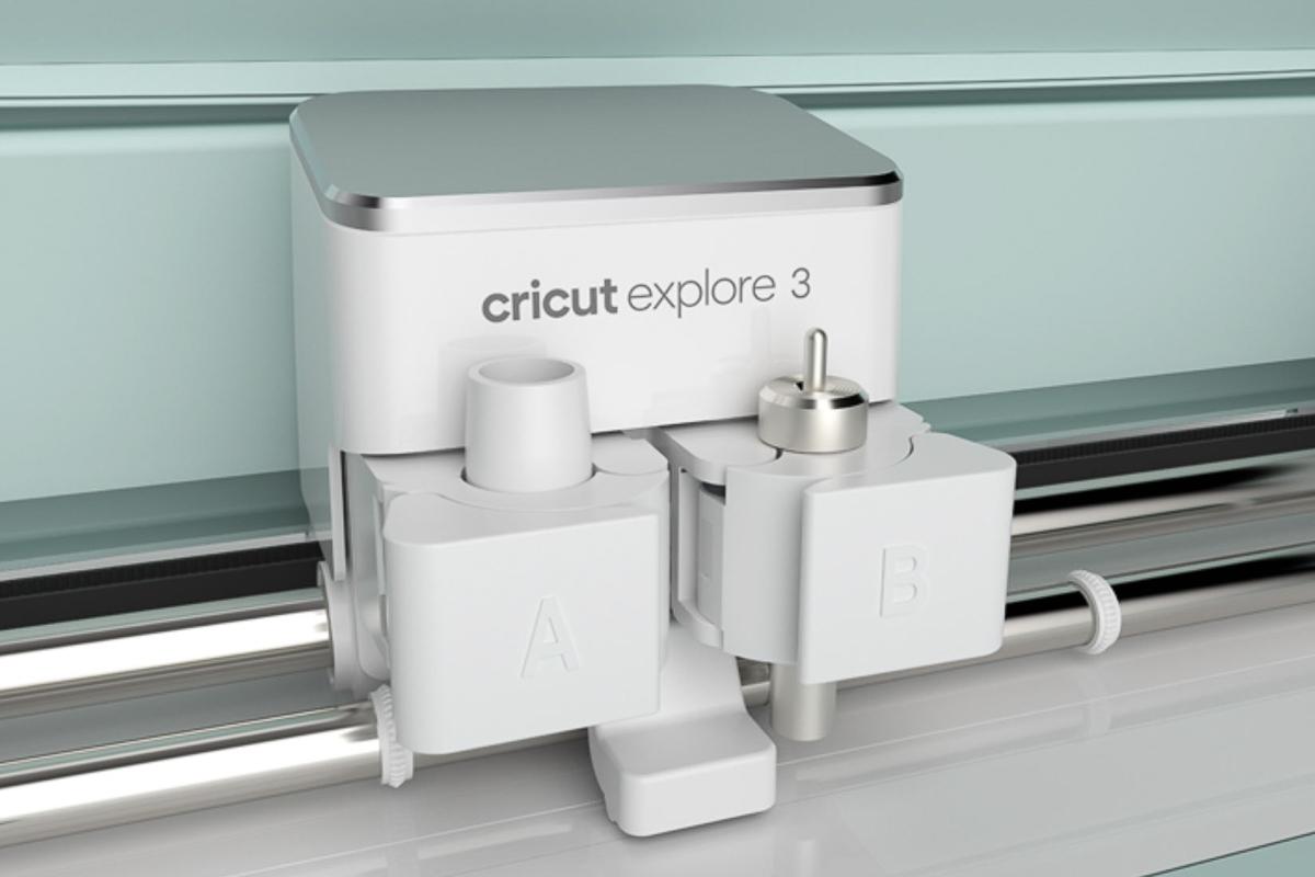 Cricut explore 3 tool holder