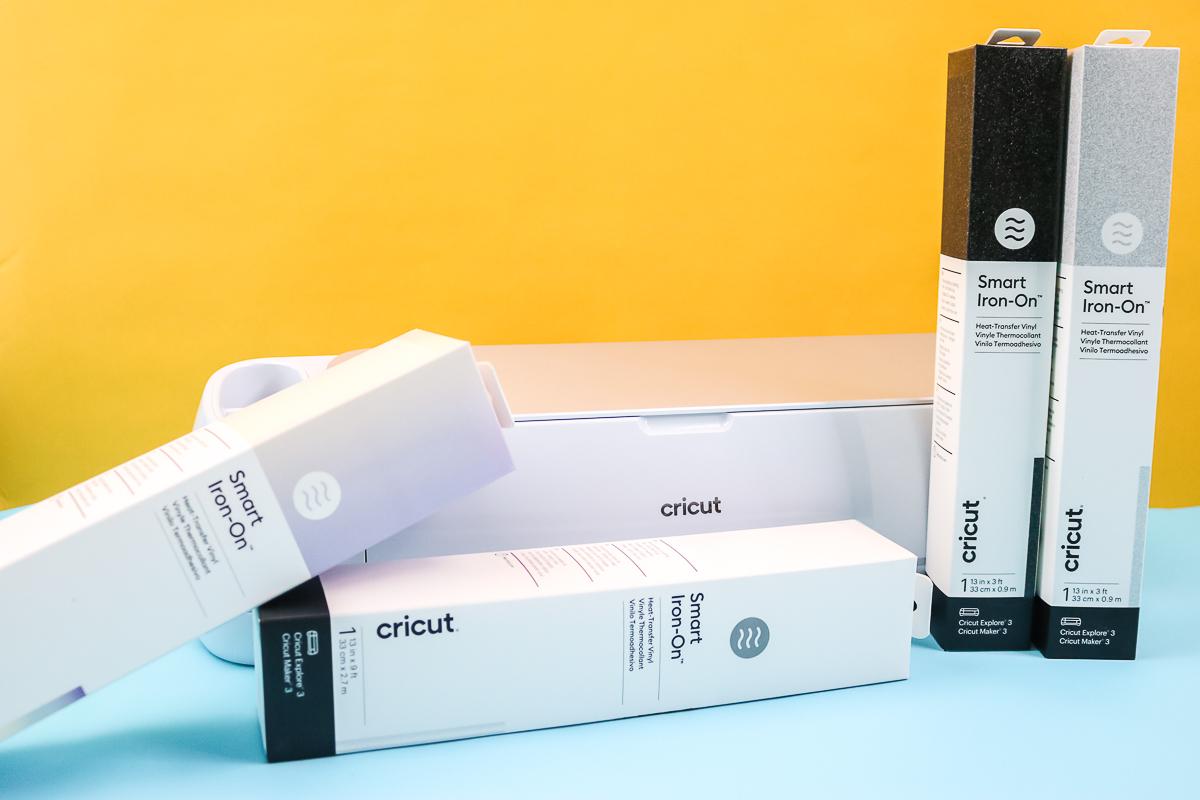 cricut smart iron-on