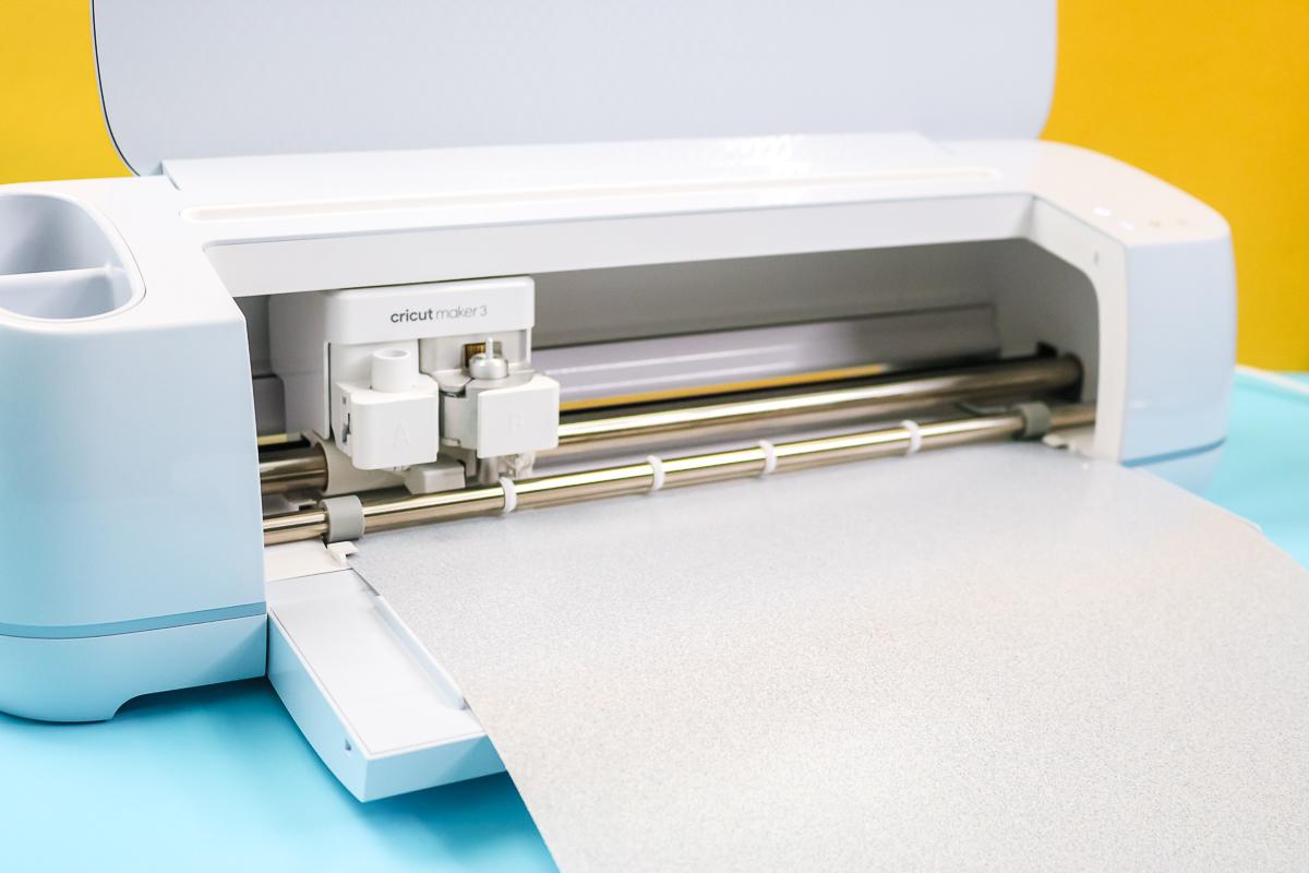 cricut maker 3 cutting smart iron-on with no mat